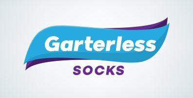 garterless socks