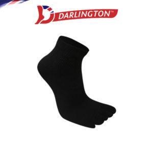 darlington men casual cotton health socks anklet hs04 black 1