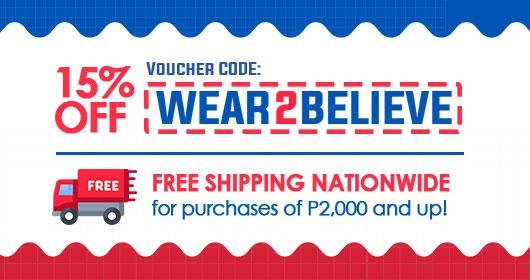 wear to believe promo 2